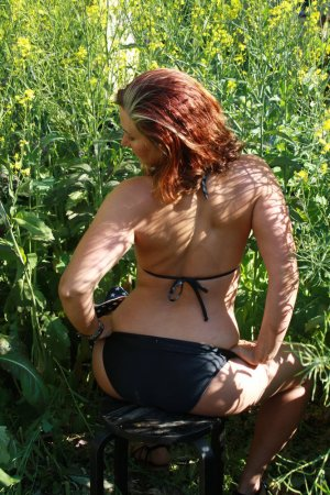 Elfriede live escort in Monroe