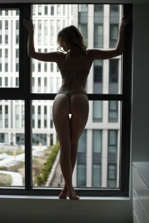 Luce-marie outcall escorts